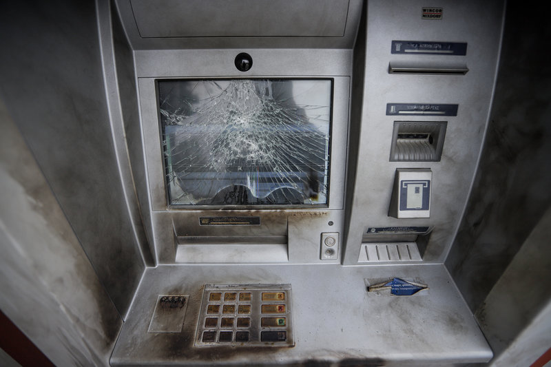 Η τράπεζα στο Χαϊδάρι