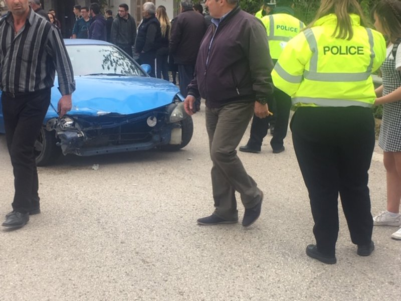 Τροχαία αλλά και αστυνομικοί στο σημείο υπό τον φόβο επεισοδίων