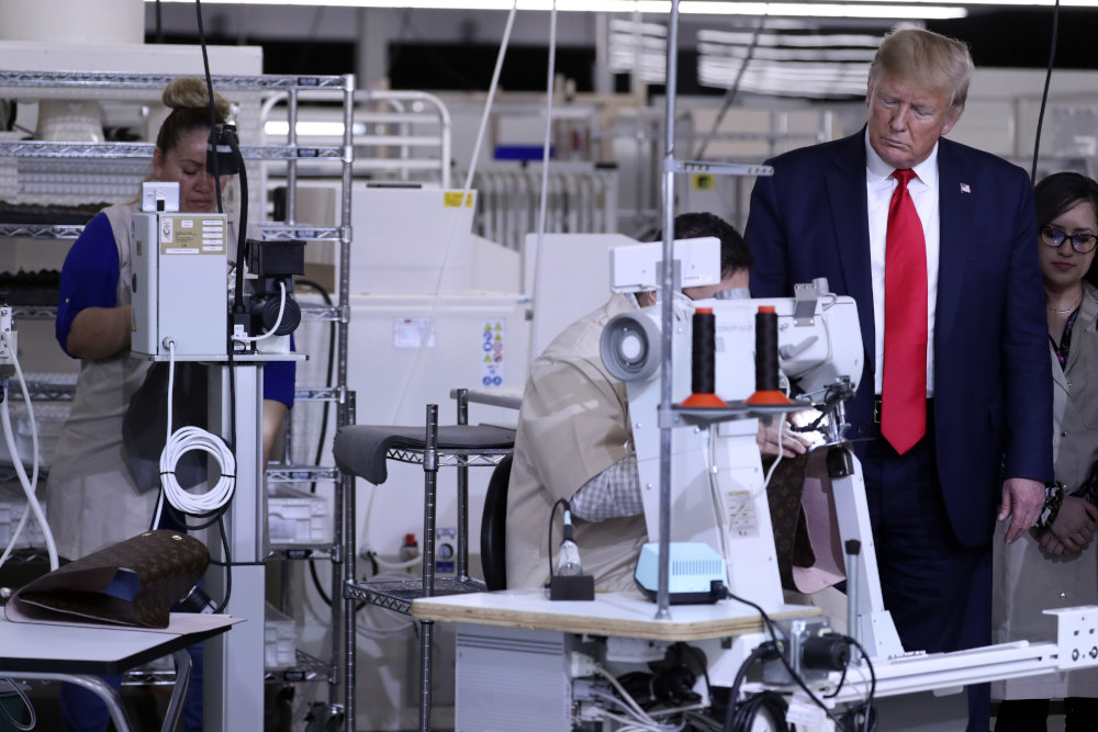 Το υπερσύγχρονο νέο εργοστάσιο της Louis Vuitton στο Τέξας