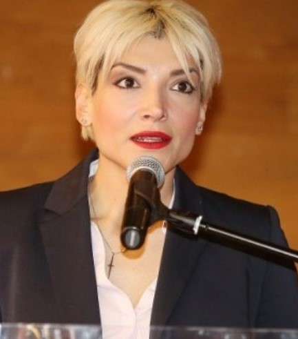 Η Χριστίνα Τσιλιγκίρη