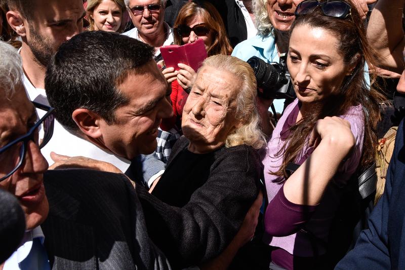 Η περιοδεία του Πρωθυπουργού στην Λευκάδα