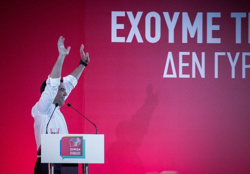 Τρίτο Πανεπιστήμιο αποκτά η Κρήτη εξήγγειλε από τα Χανιά ο Αλέξης Τσίπρας