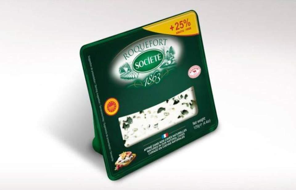 Το τυρί ροκφόρ που ανακαλεί ο ΕΦΕΤ