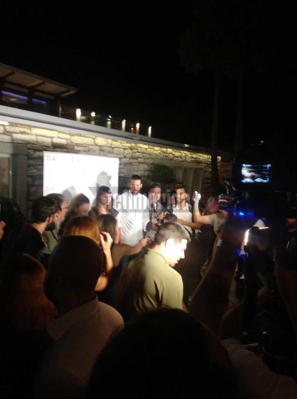 Τζαν Γιαμάν πάρτι Αθήνα