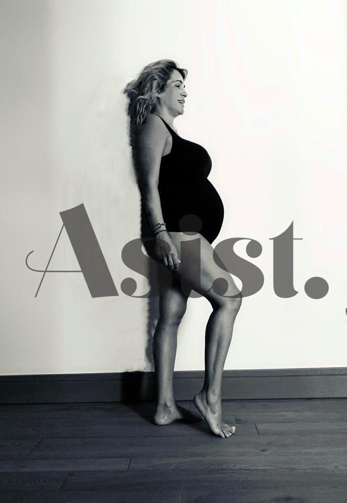 Η Τζένη Μπότση έγκυος