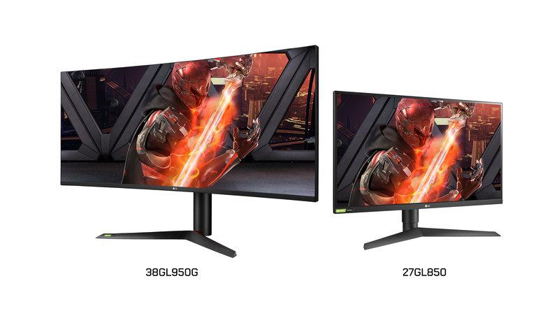 LG UltraGearTM Nano IPS G-SYNC gaming monitor