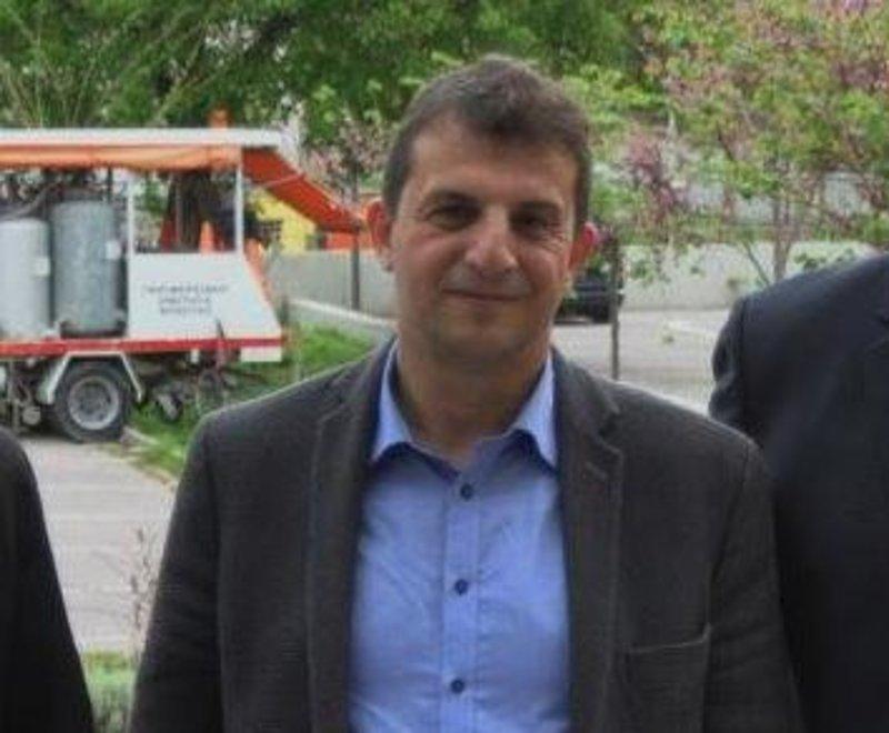 Ο πρόεδρος της ΟΕΦΕ Γιάννης Βαφειαδάκης