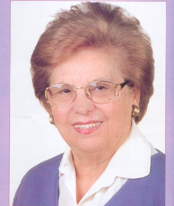 Η μητέρα του Γιάνη Βαρουφάκη, Ελένη
