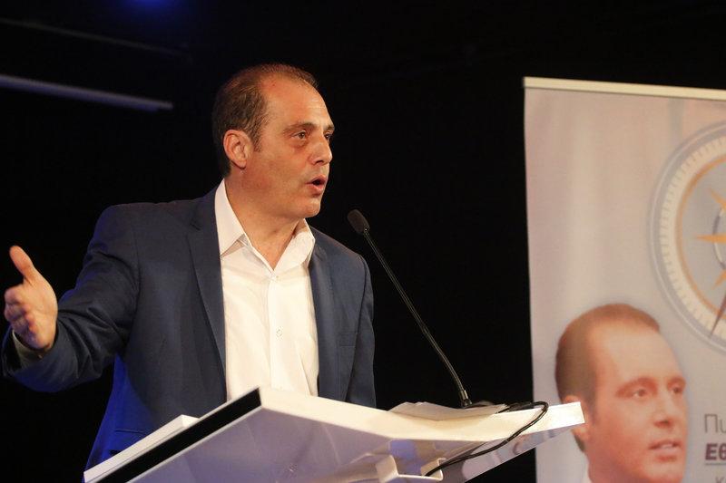 """ΑΡΓΟΣ-Ομιλία του Κυριάκου Βελόπουλου ,πρόεδρος της """"ΕΛΛΗΝΙΚΗΣ ΛΥΣΗΣ"""""""