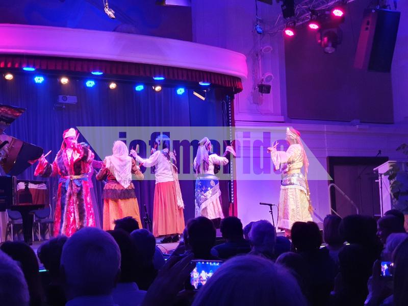 Συγκροτήματα χόρεψαν παραδοσιακούς χορούς