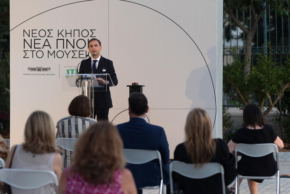 Η ομιλία του κ. Βίκτωρ Κρέσπο, Διευθύνοντος Συμβούλου JTI στην Ελλάδα.