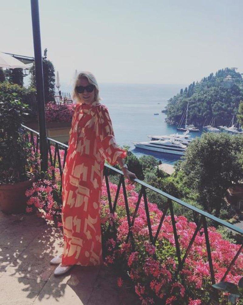 Η φωτογραφία που ανέβασε η Βίκυ Καγιά στο Instagram για τα γενέθλιά της