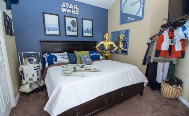 Άλλο ένα δωμάτιο Star Wars