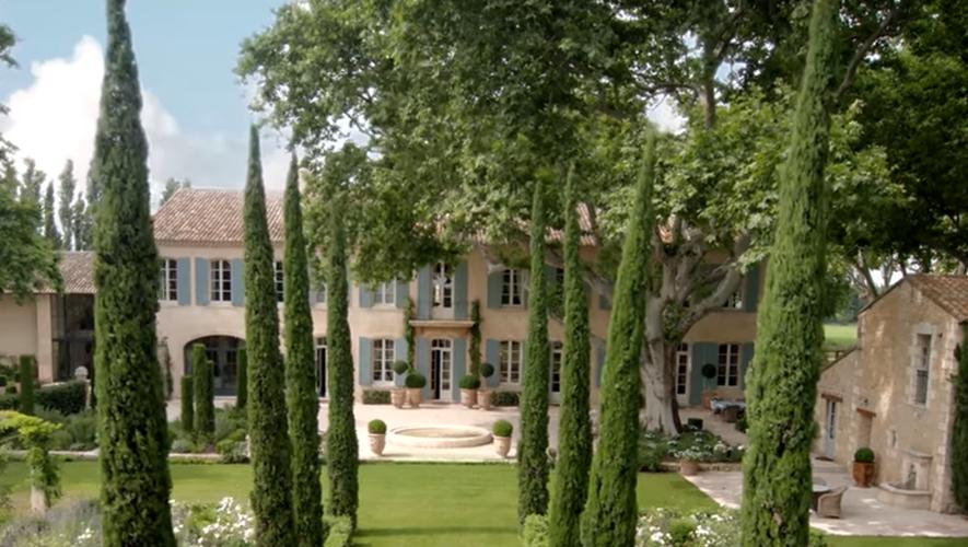 Το αρχοντικό όπου θα περάσουν τις διακοπές τους οι Ομπάμα στη νότια Γαλλία.