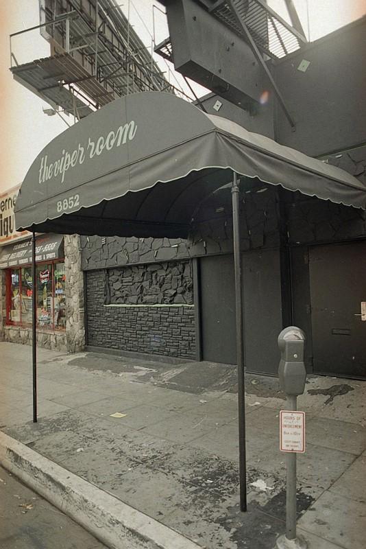 Το κλαμπ Viper Room, έξω από το οποίο άφησε την τελευταία του πνοή ο Ρίβερ Φίνιξ