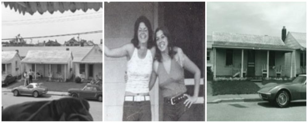 Ασπρόμαυρες φωτογραφίες από την πόλη Βιρτζίνια Μπιτς
