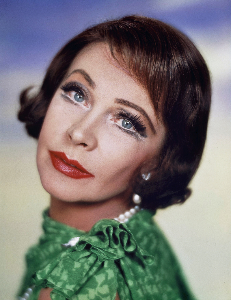 Η Βίβιαν Λι το 1965