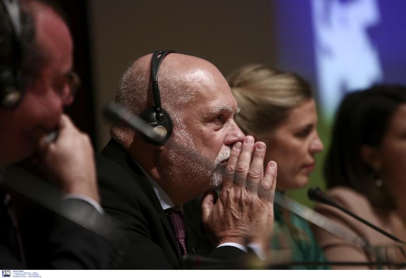 Ο πρώην επικεφαλής του eurogroup Τόμας Βίζερ