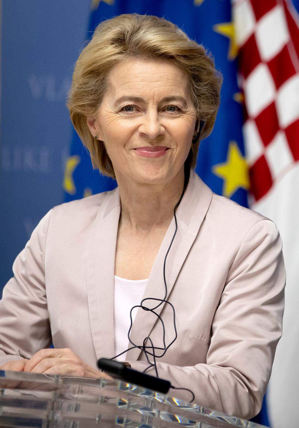Η Ούρσουλα Φον Ντερ Λάιεν αναλαμβάνει επικεφαλής της Ευρωπαϊκής Επιτροπής