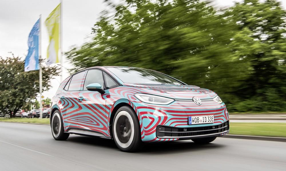 Στην έκθεση της Φρανκφούρτης, στις 10 Σεπτεμβρίου, αναμένεται η πλήρης αποκάλυψη του πρώτου ηλεκτρικού μοντέλου της VW, το οποίο θα ανήκει στη γκάμα ID.