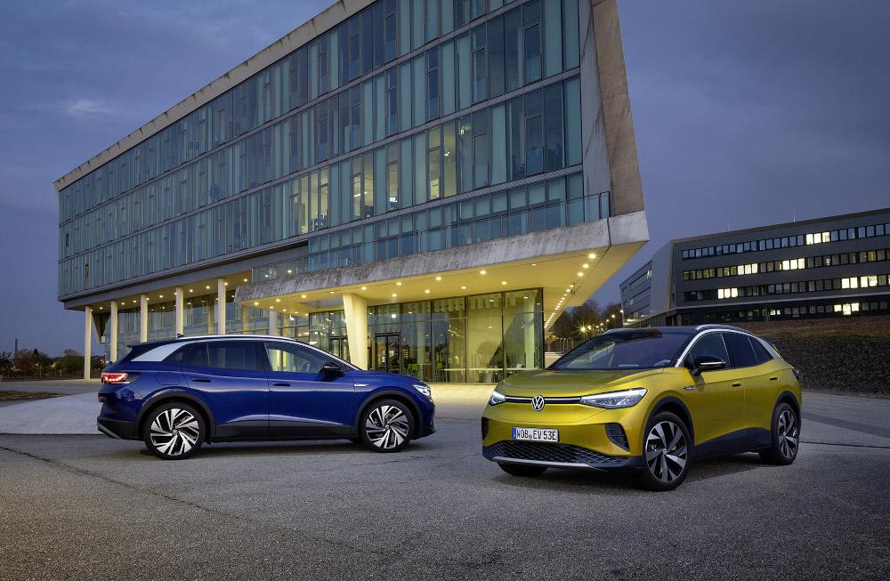 Η VW ξεκινά το λανσάρισμα του ID.4