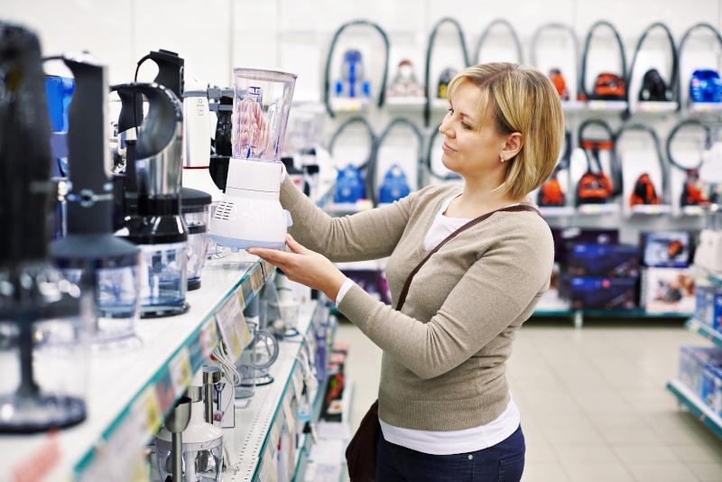 Πολλές μικρές οικιακές συσκευές πωλούνται σε πολύ καλές τιμές κατά την διάρκεια της Black Friday
