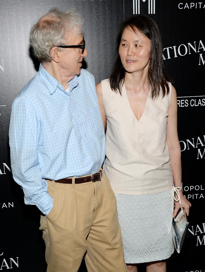 Γούντι Άλεν και Σουν Γι είναι παντρεμένοι από το 1997