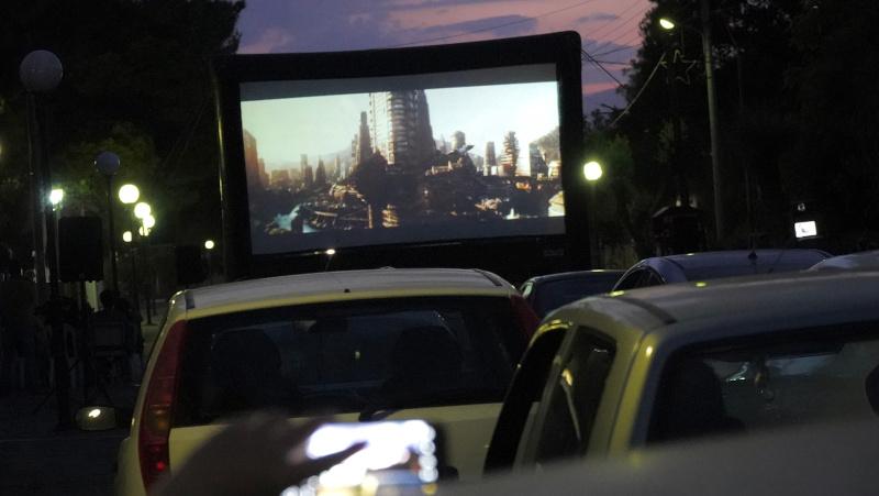 Την ταινία Black Panther είχαν την ευκαιρία να παρακολουθήσουν οι κάτοικοι του Χαϊδαρίου και των γύρω περιοχών, μέσα από τα αυτοκίνητά τους