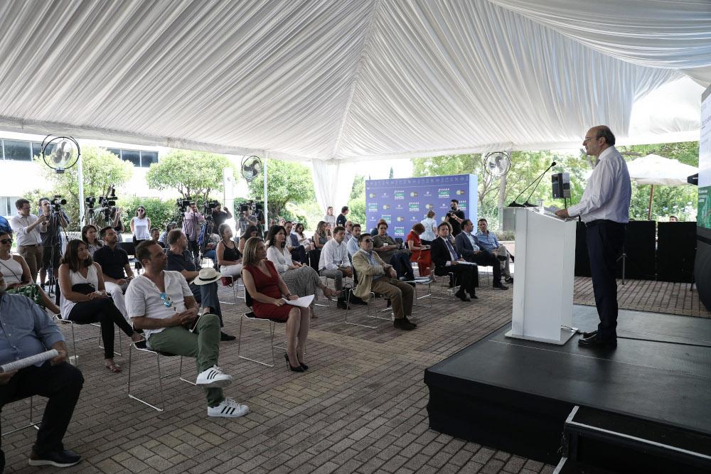 Χατζηδάκης: Η Ελλάδα από τις πρώτες χώρες στην ΕΕ που θα αποσύρει τα πλαστικά μίας χρήσης