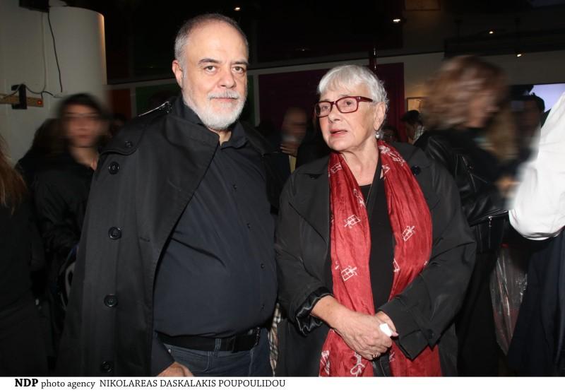 Θωμάς Μοσχόπουλος Ξένια Καλογεροπούλου