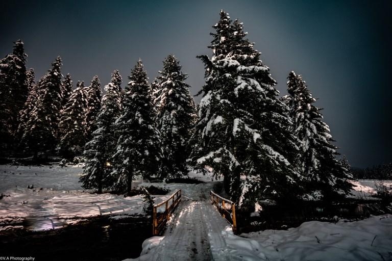 Χιόνια στο Περτούλι