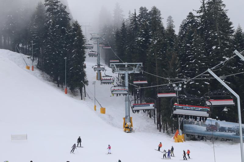 Χιονοδρομικό κέντρο Μπόροβετς