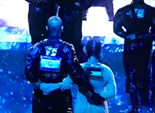 Χορευτές της Μαντόνα στη Eurovision