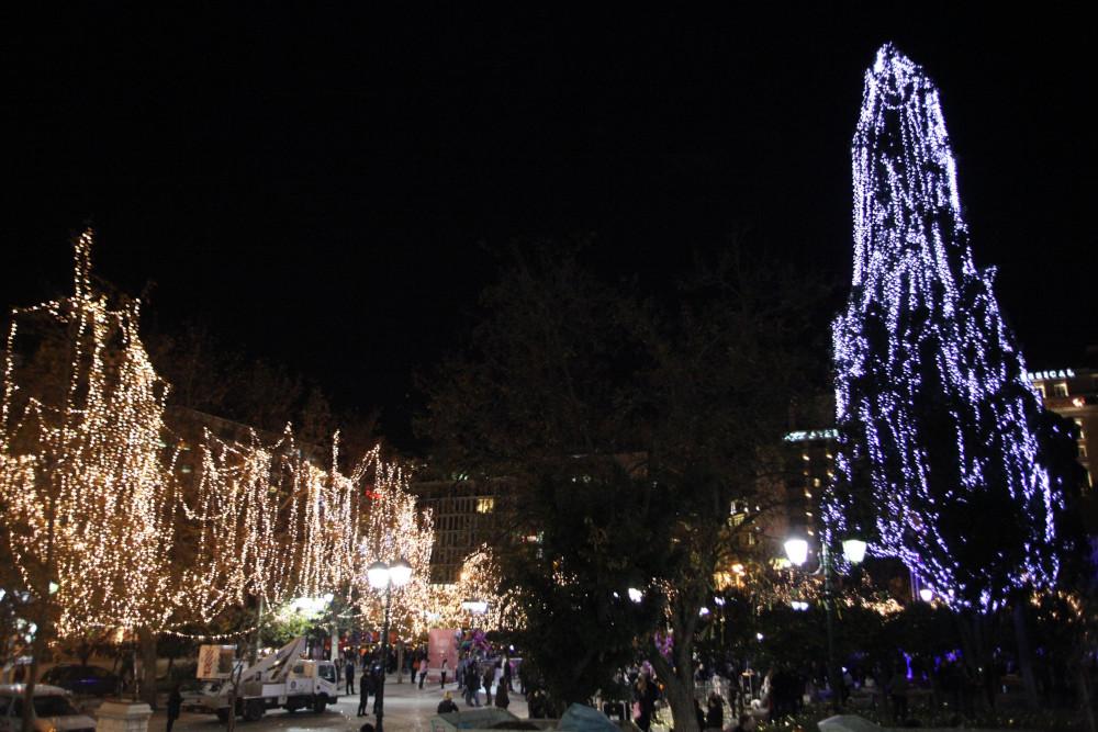 Χριστούγεννα του 2011 στην Ελλάδα της κρίσης