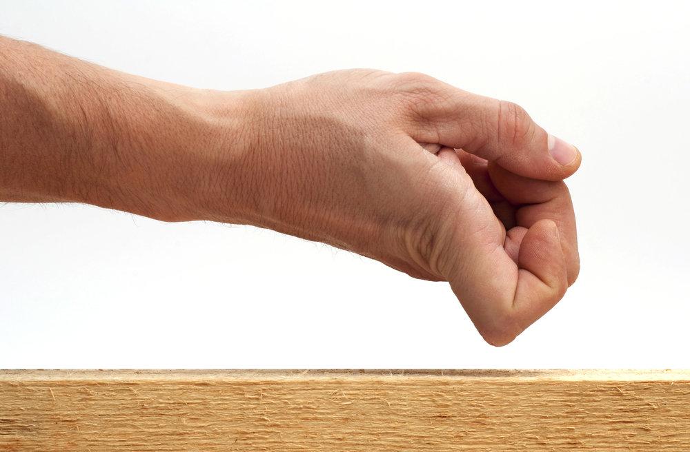 Η συνήθεια να χτυπά κανείς ξύλο για καλή τύχη υπάρχει και στην Τουρκία