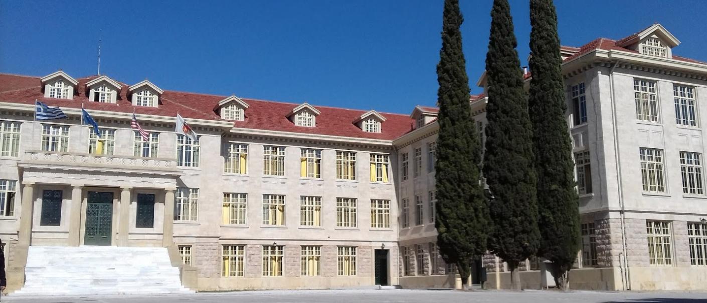 Το ξύλο βγήκε από τον παράδεισο (1959) - Το Κολλέγιο Αθηνών, Στεφάνου Δέλτα 15, Π. Ψυχικό