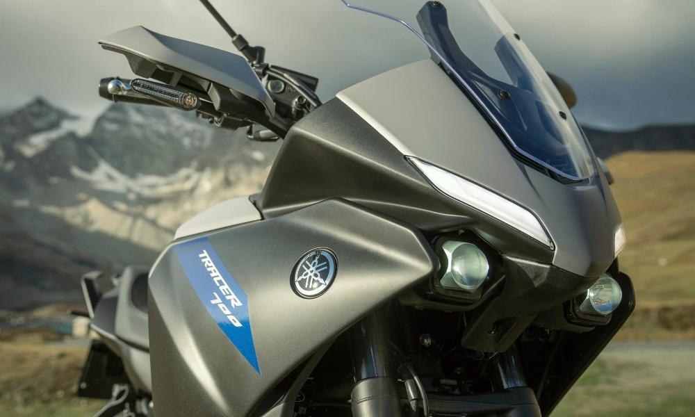 Αυτή είναι η νέα Yamaha Tracer 700