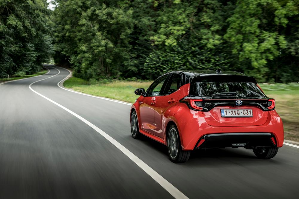 Ξεκινά το λανσάρισμα του νέου Toyota Yaris