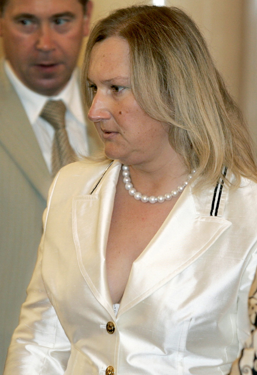 Η Ρωσίδα επιχειρηματίας Γιελένα Μπατουρίνα, μέχρι πρότινος η πλουσιότερη γυναίκα της Ρωσίας