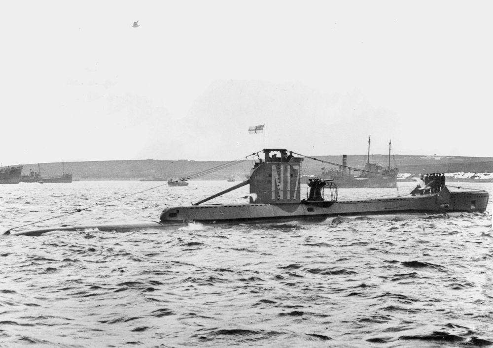 Το υποβρύχιο «Ορμή» στη Μεσόγειο κατά τον Β' Παγκόσμιο Πόλεμο