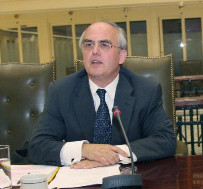 Ο νέος υφυπουργός Οικονομικών Γιώργος Ζαββός