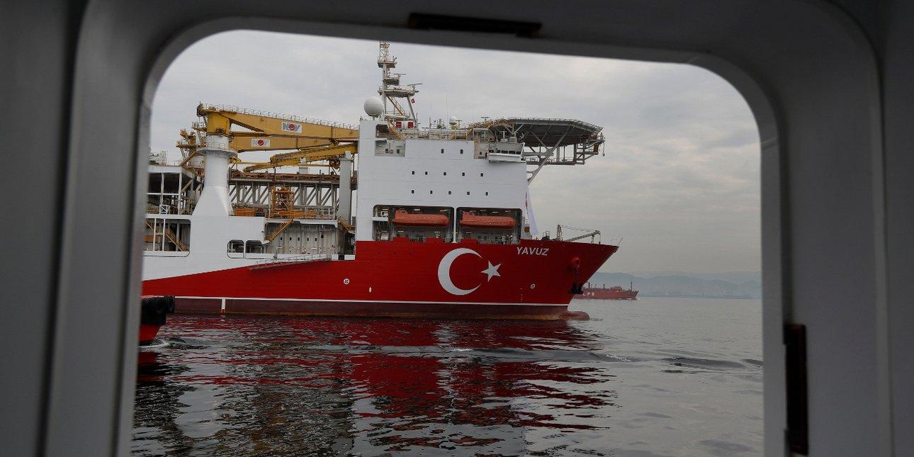 Γίνεται λόγος για πολεμική σύγκρουση Ελλάδας Τουρκίας λόγω