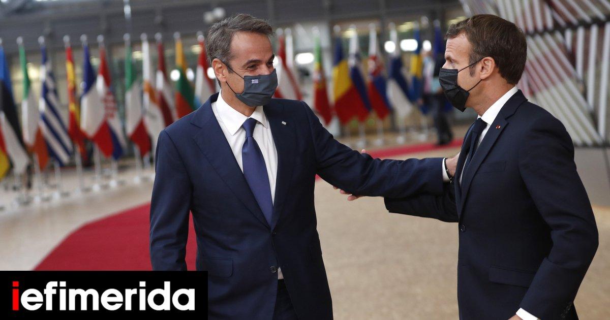Μητσοτάκης-Μακρόν ανακοινώνουν αύριο αμυντική συμφωνία: Η Ελλάδα αγοράζει τρεις γαλλικές φρεγάτες Belharra | ΠΟΛΙΤΙΚΗ