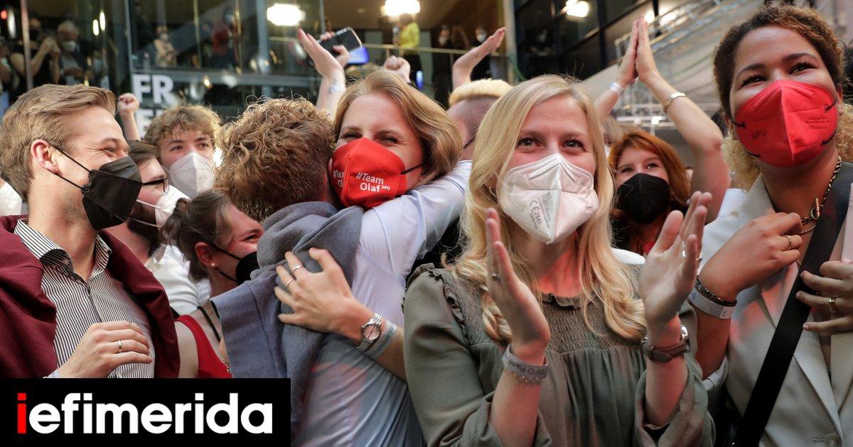 Εκλογές στη Γερμανία: Πρωτιά του SPD και στα κρατίδια -Νίκη σε Βερολίνο και Μεκλεμβούργο-Πομερανία