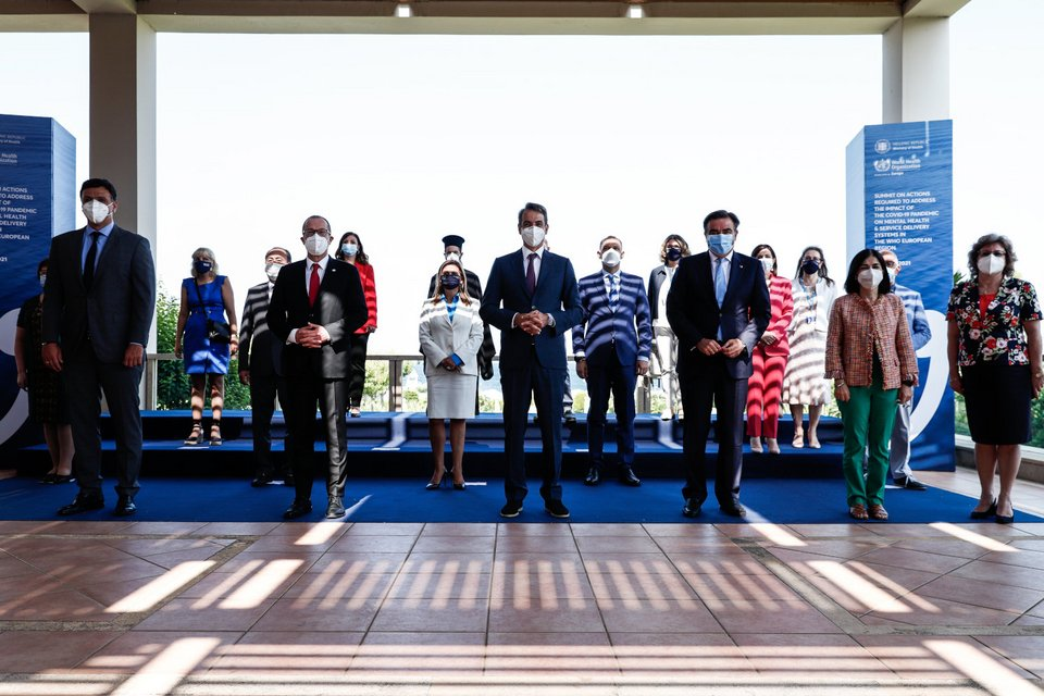 Οι παρευρισκόμενοι στο Συνέδριο για την Ψυχική Υγεία / Φωτογραφία: Ευρωκίνηση-ΒΑΣΙΛΗΣ ΡΕΜΠΑΠΗΣ