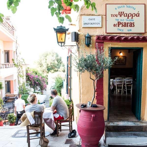Η παλιά ταβέρνα του Ψαρρά»: Αυτό είναι το παλαιότερο εστιατόριο στην Ελλάδα,  λειτουργεί από το 1898 [εικόνες]   ΕΛΛΑΔΑ   iefimerida.gr