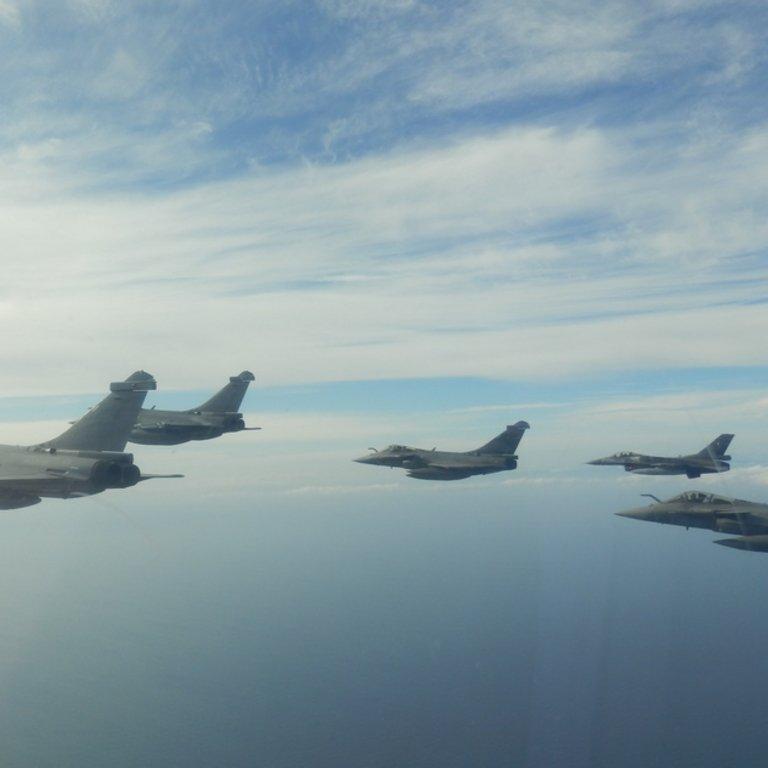 Τα αεροσκάφη της Πολεμική Αεροπορίας