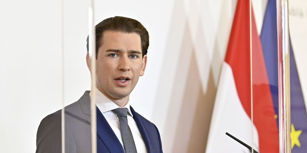 Αυστρία: Ο Κουρτς προτείνεται για επανεκλογή ως αρχηγός του συντηρητικού Λαϊκού Κόμματός μέχρι το 2025