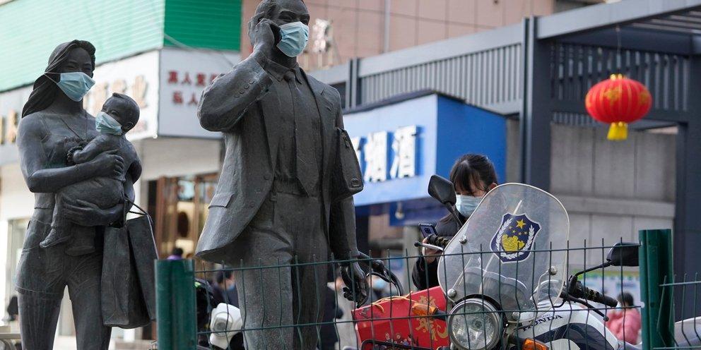 ΠΟΥ: Ζητεί ελέγχους στα κινεζικά εργαστήρια και τις αγορές ζώων για να εντοπιστεί η προέλευση του κορωνοϊού   ΚΟΣΜΟΣ