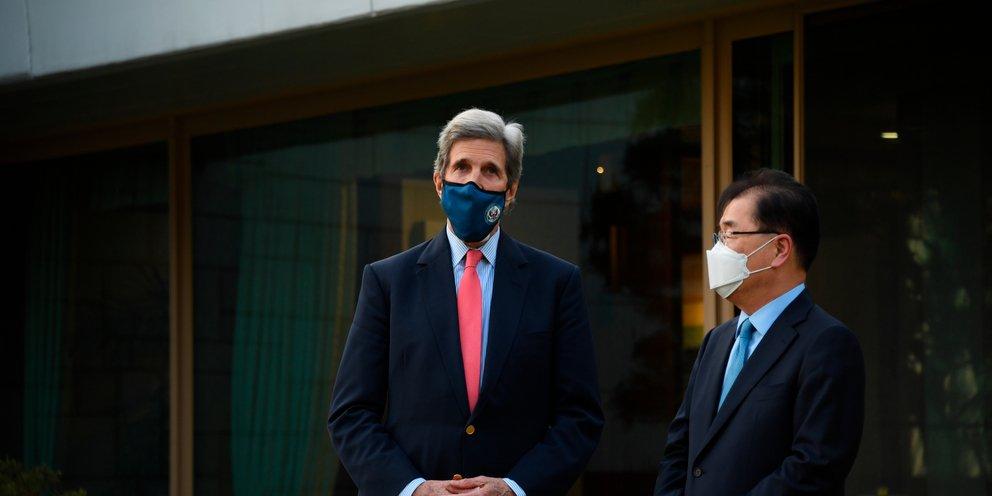 ΗΠΑ και Κίνα «δεσμεύονται να συνεργαστούν» για την αντιμετώπιση της κλιματικής αλλαγής